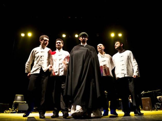 Mercan Dede İstanbul Quartet