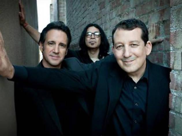 Jeff Lorber Fusion feat.Eric Mariental/Jimmy Haslip/Gary Novak