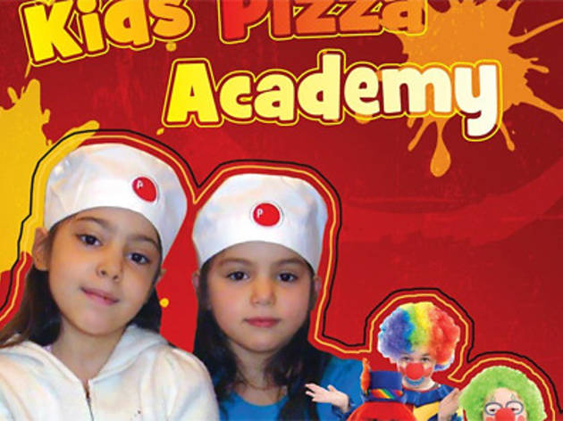 Kids Pizza Academy