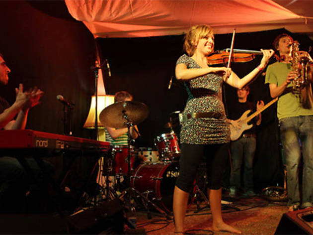 Evelyn Kryger Band