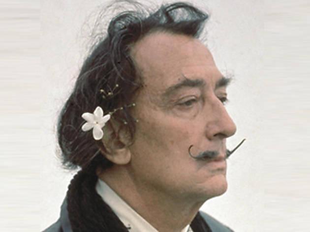 Salvador Dali İstanbul'da