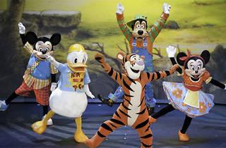 Disney Live! Mickey'nin Çılgın Yolculuğu