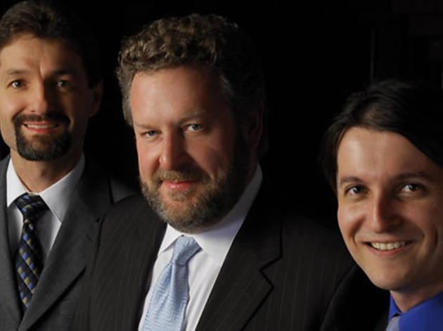 Garanti Caz Yeşili Konserleri: The Jeff Hamilton Trio