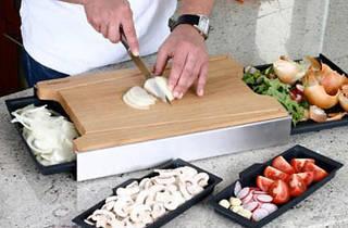 Bıçak Seçme, Kesim ve Kullanma Teknikleri, Mutfak Set-up ve Hazırlıkları