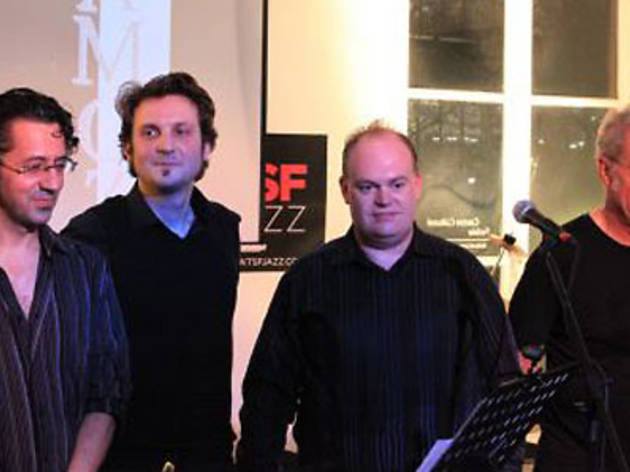 Spiral Quartet 'Paristanbul'