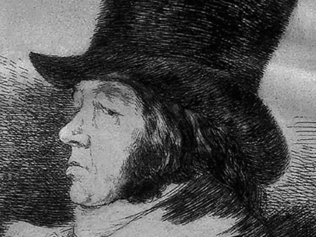 Goya, Zamanının Tanığı, Gravürler ve Resimler