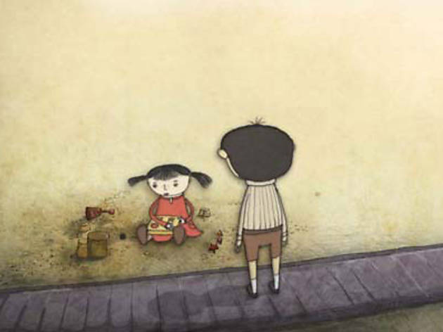 Ottawa Animasyon Film Festivali en iyileri