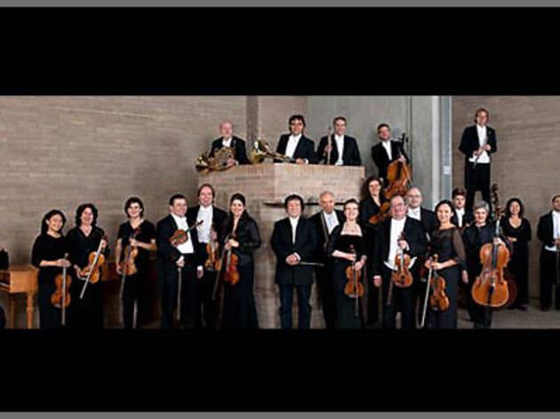 Zürih Oda Orkestrası & Ruben Gazarian & Sergio Tiempo