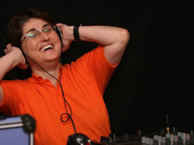 Oriental Garden and Beyond with DJ Gülbahar Kültür