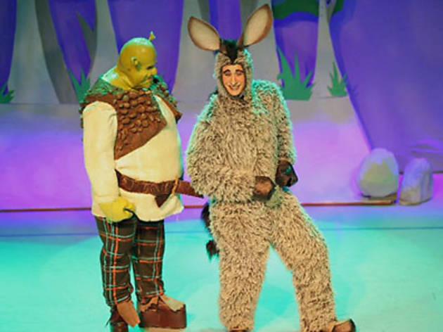 Shrek Müzikali