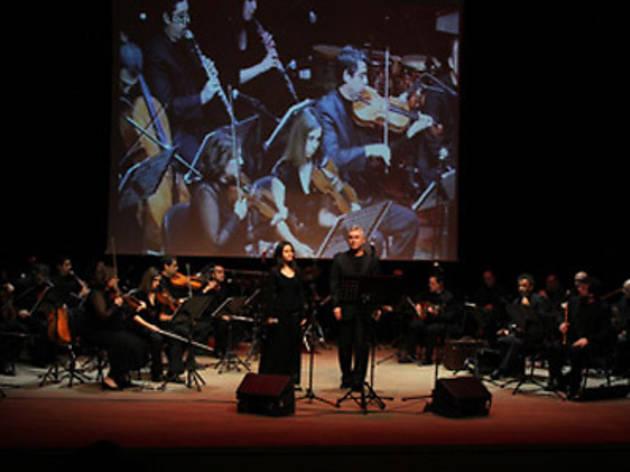 Rozi Anjel'in öğrencileri & Ferhat Livaneli Orkestrası