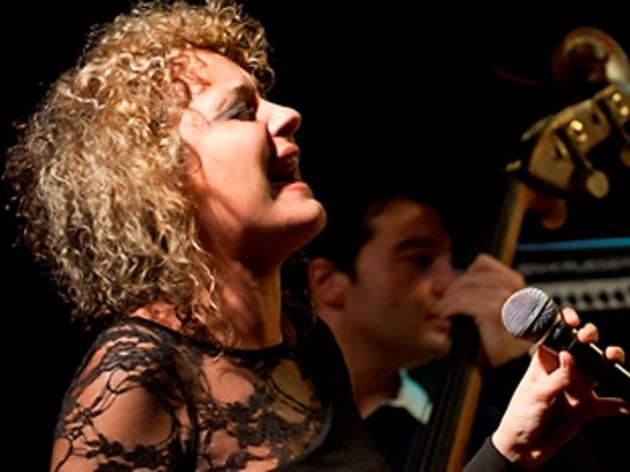 8. Nardis Genç Caz Vokalist Yarışması Birincisi Ödül Konseri: Ceyda Köybaşıoğlu