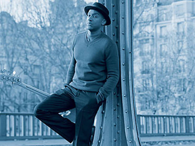 Marcus Miller 'Afrodeezia'