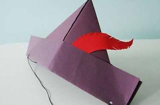 Kağıt Şapka