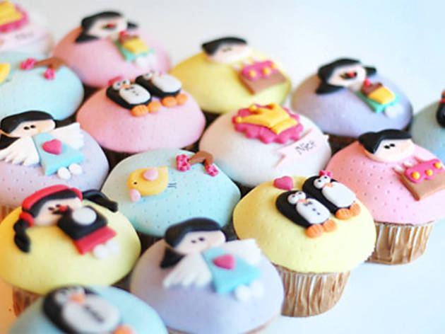 Cupcake süsleme