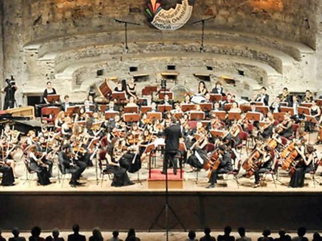 Türkiye Gençlik Filarmoni Orkestrası