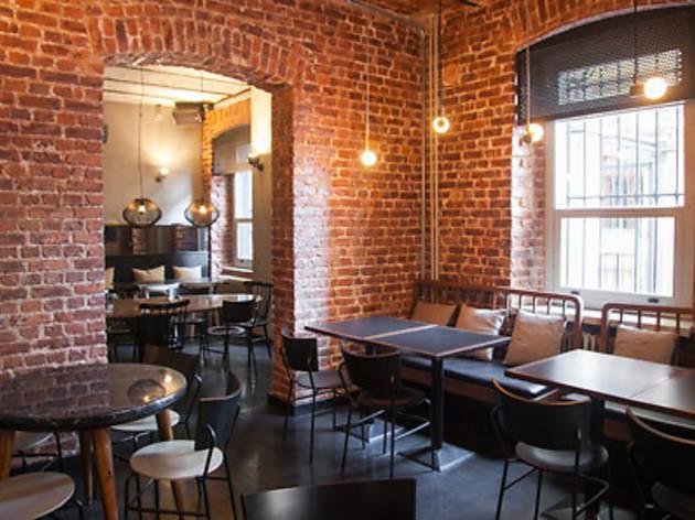 Date Restaurant& Designers' Corner