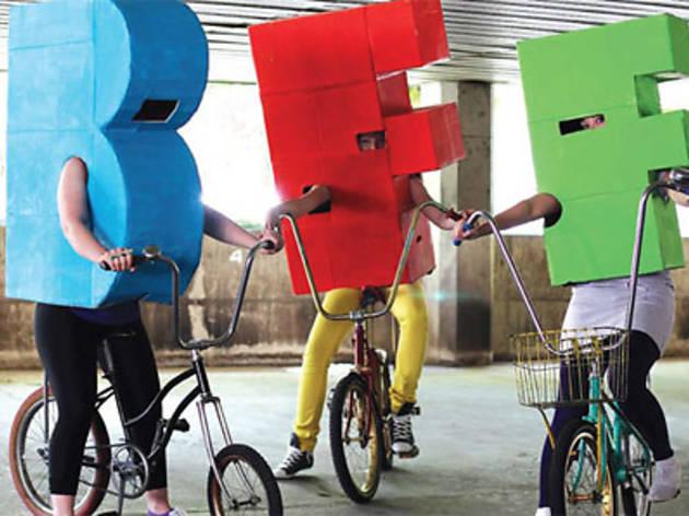 Bicycle Film Festival Partisi