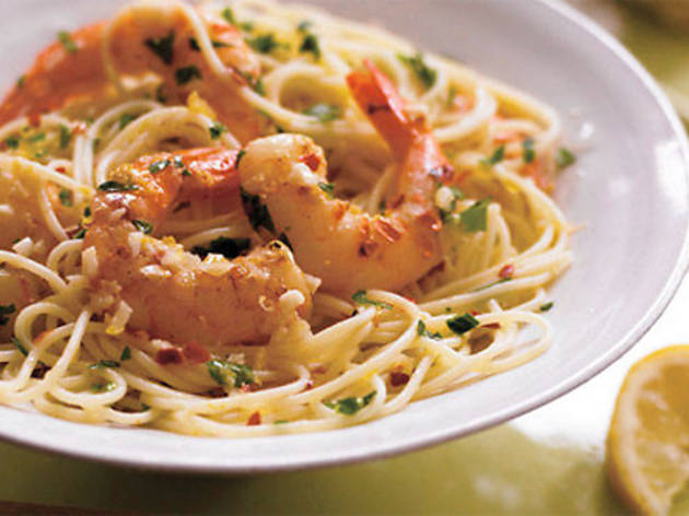 İtalyan Mutfağı'ndan Deniz Mahsülleri