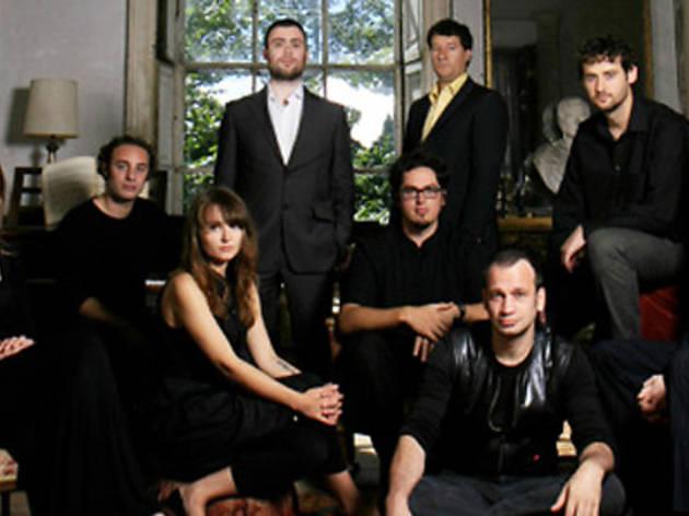 Yurodny & Hezarfen Ensemble