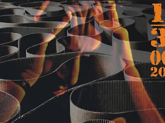 Labirent 2012 - Gölgeler ve Şekiller