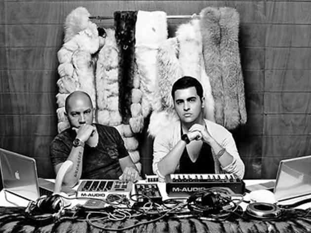 NewSpeak Rave On! Series: Fur Coat + DJ Le Roi