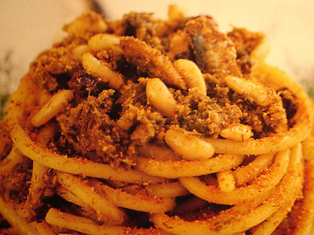 Sicilya Mutfağı