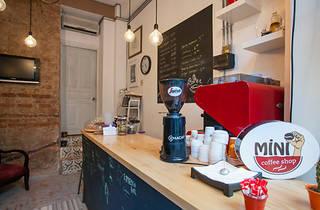 Mini Coffee Shop
