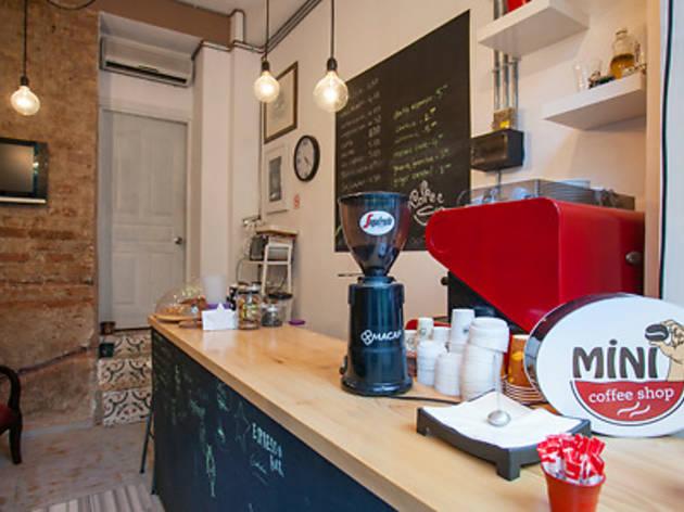 mini coffee shop restaurants in tarlaba stanbul