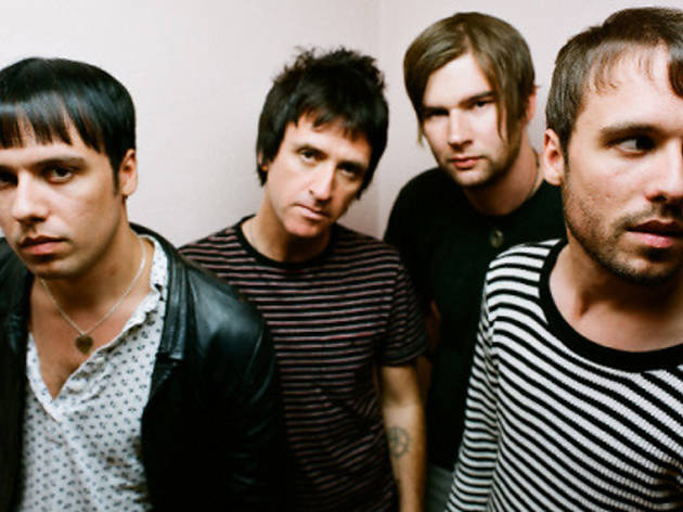 The Cribs, The Courteneers