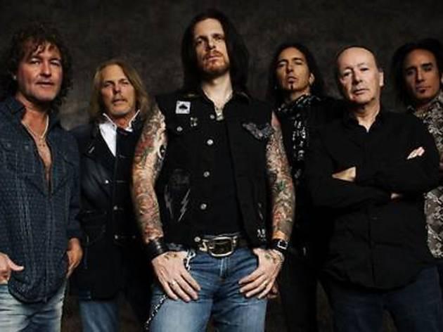 Avea Escape to Music: Thin Lizzy