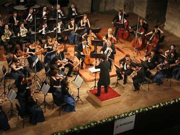 Borusan İstanbul Filarmoni Orkestrası Dünya Sahnelerinde Genç Yetenekler