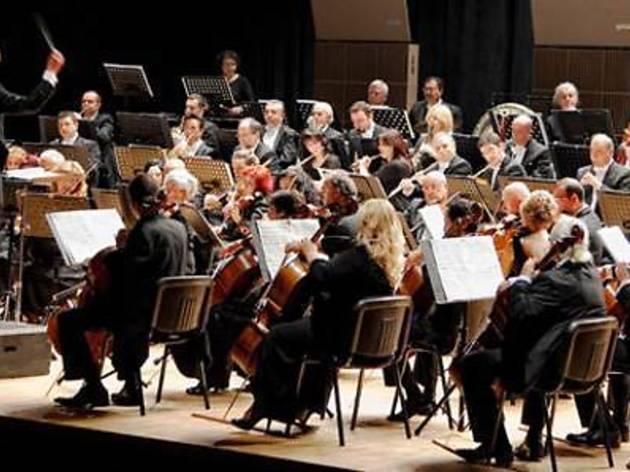 İstanbul Şehir Orkestrası Kuruluşunun 67. Yılı Ve Devlet Senfoni İsmini Alışının 40. Yıldönümü Konseri