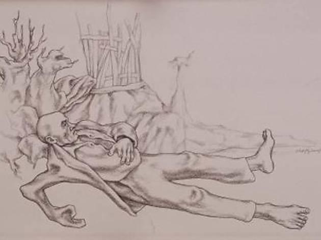 Bir Figür Ustası: Neşet Günal'dan Desenler