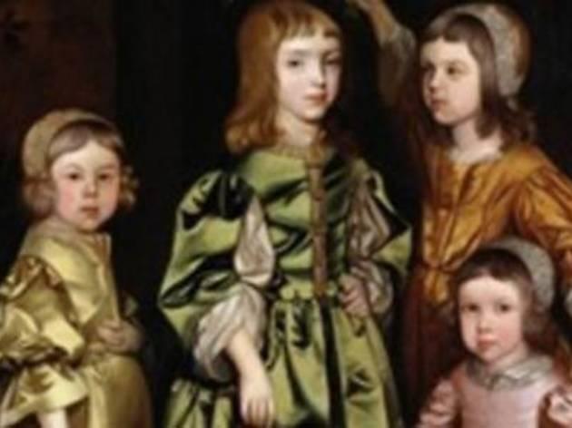 Altın Çocuklar 16. - 19. Yüzyıl Avrupası'ndan Portreler ve Flash-Back - Yannick Vu & Ben Jakober Yapıtlar: 1982-2012
