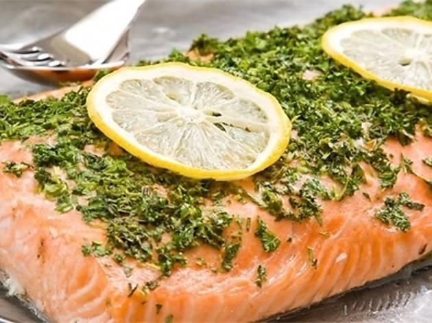 Misafire Balık Menü