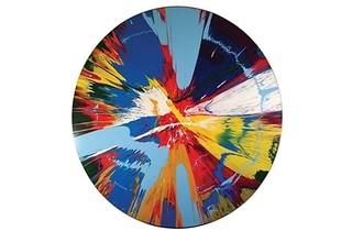 Spin Paintings