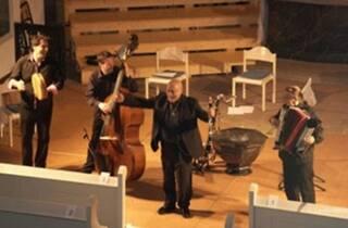 Giora Feidman Ensemble - Konuk sanatçı: Hüsnü Şenlendirici