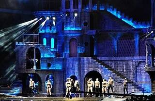 Lady Gaga Born This Way Ball