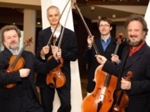 The Filarmonia Quartet Berlin
