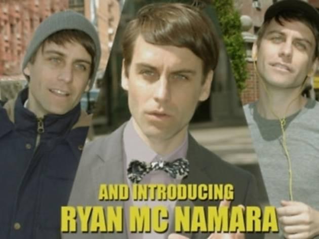 Ve Karşınızda Ryan McNamara ile Aarons Koleksiyonu