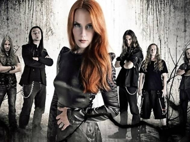 EPICA Turkish Enigma Tour with Finntroll as Special Guest
