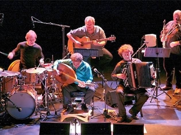 Rabih Abou - Khalil Mediterranean Quintet