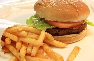 Bistro Hamburger Menü