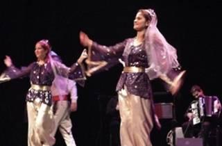 Kervansaray Halkların Müzikleri ve Dansları: Yarkın Ritim Grubu