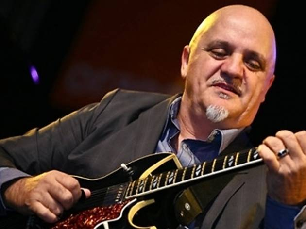 Frank Gambale Natural High Trio (+workshop)