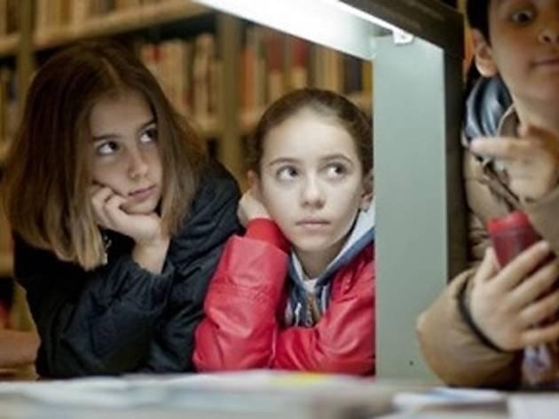 Kütüphane Dedektifleri