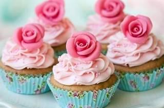 Cupcake'lere bahar geldi