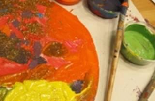Fotoğraftan Resme: Göz Kamaştıran Renkler (4-6 yaş)