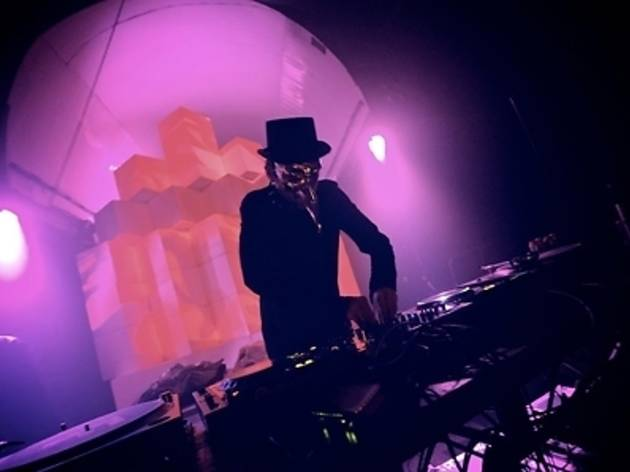 Gigology Night Series: Claptone